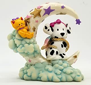Spottie Dottie Sweetdreams and Moonbeams Figurine Retired 1997