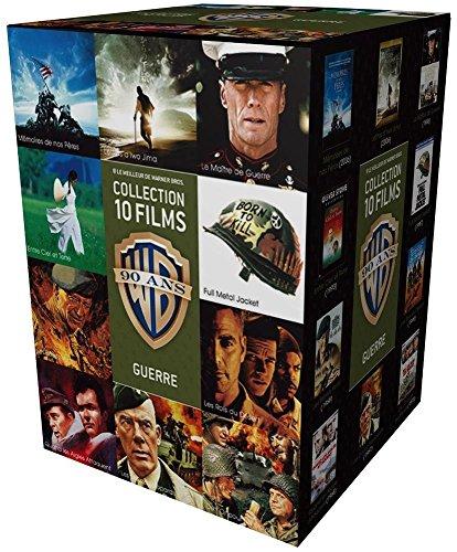 90 Ans Warner-Coffret 10 Films-Guerre + 1 Magnet Collector « Les Bérets Verts » Offert [Édition Limitée]