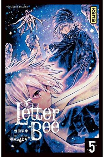 Letter Bee - Tome 5 (Shonen)