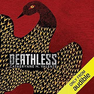Deathless cover art