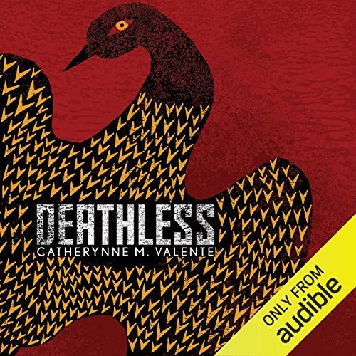 Deathless cover art