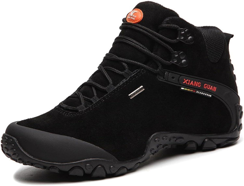 Jamron Xiangguan Men's Anti-Collision Cushioning Anti-Slip Outdoor Hiking Climbing Traveling Sport shoes