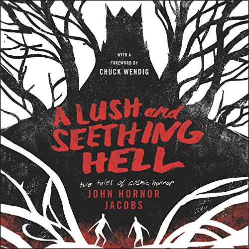 Page de couverture de A Lush and Seething Hell