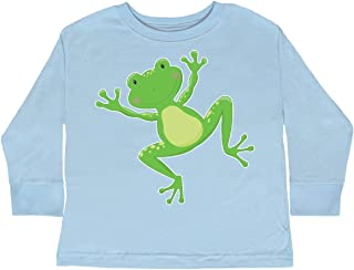 Jumping Frog Toddler Long Sleeve T-Shirt