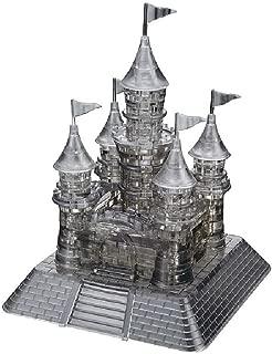 Original 3D Crystal Puzzle - Deluxe Castle Black