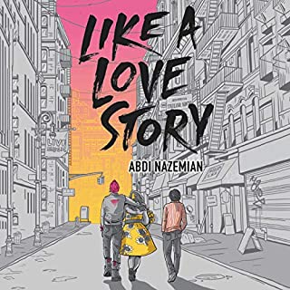 Like a Love Story audiobook cover art