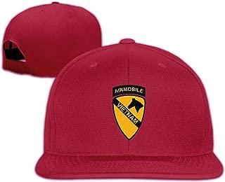 1st Cavalry Air Mobile Vietnam Unisex Adult Baseball Caps Sports Hat Snapback Cap