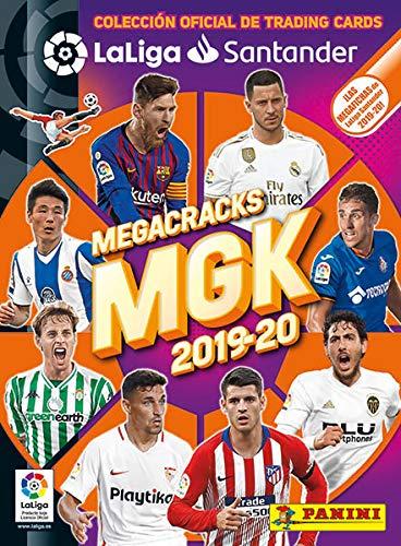MGK 1 Caja 24 Sobres Megacracks LaLIGA 2019 2020
