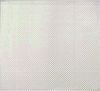 M-D Building Products 57166 3-Feet by 3-Feet .020-Inch Thick Cloverleaf Aluminum Sheet