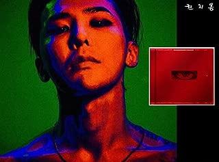 BIGBANG KPOP MUSIC G-DRAGON [KWON JI YONG] GD Solo USB Album + Serial Number