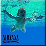 Nirvana - Metall Magnet - Nevermind