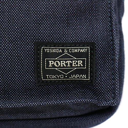 (ポーター)PORTERワンショルダーバッグボディバッグ[SMOKY/スモーキー]592-075312.ネイビー