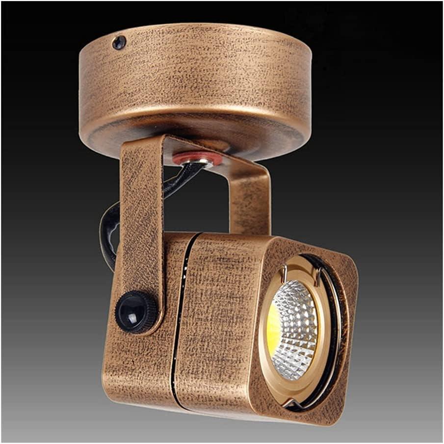Under blast sales ZHAHAPPY Vintage Ceiling Spotlights 70% OFF Outlet Industrial Lighting La Retro