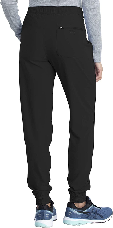 Dickies DK050 Pantalon de jogging rétro pour femme Noir