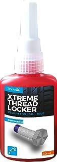 Simply XRTL1 Xtreme Schraubensicherung, entfernbar, 50ml, Blau