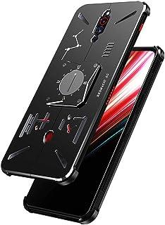 جرابات مناسبة - جراب واقي للهاتف ZTE Nubia Red Magic 5G 6.6 بوصات 8/128 جيجابايت 4500 مللي أمبير في الساعة جراب هاتف مضاد ...