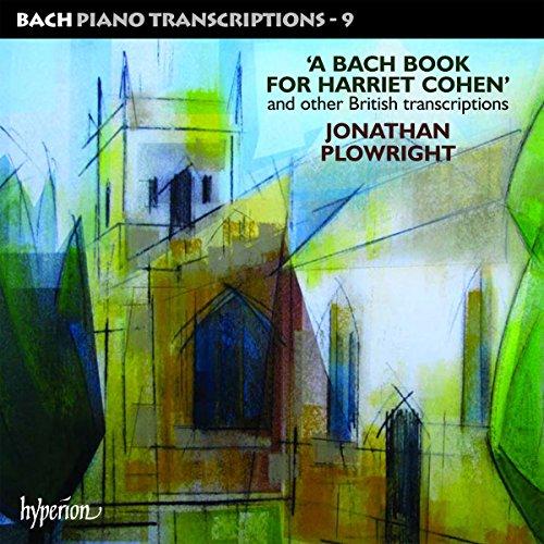 Bach Piano Transcriptions Vol.9