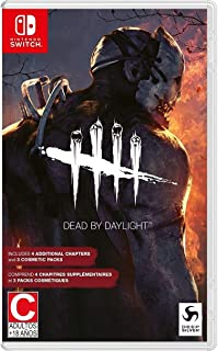 Dead by Daylight: Definitive Edition for Nintendo Switch