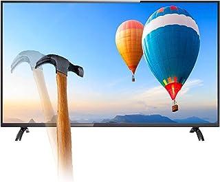 Inteligentny telewizor LCD 4K może być montowany na biurku/na ścianie, wyraźne zdjęcia bez opóźnień, z funkcją projekcji t...