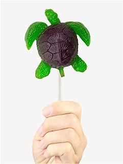 Gummy Candy On A Stick - Gummy Sea Turtle! Pop