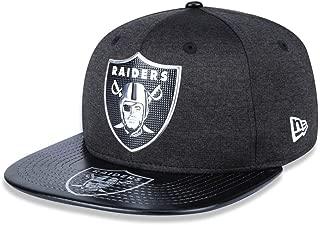 New Era NFL Oakland Raiders 2017 Draft On Stage 9Fifty Snapback Cap, One Size, Black