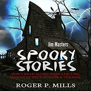 Spooky Stories cover art