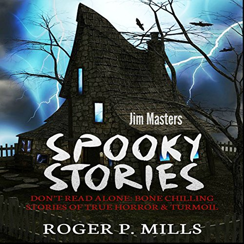 Spooky Stories audiobook cover art