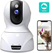 Wireless Security Camera,KAMTRON HD WiFi Security Surveillance IP Camera Home Monitor..