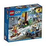 LEGO- City PoliceFuga in Montagna, Multicolore, 60171