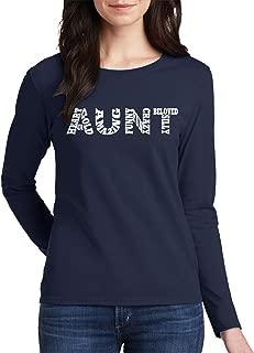 Best navy aunt shirt Reviews