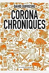 Corona chroniques Broché