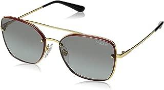 VOGUE Women's 0vo4112s Square Sunglasses gold 56.0 mm