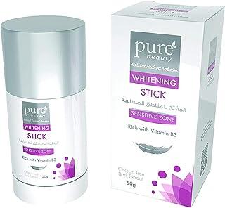 pure beauty Whitening Sensitive Zone Stick - 50g