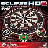 Unicorn Dart Board Eclipse HD2 TV Edition Bristle - 4