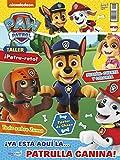 Patrulla Canina - Revista + ALTAVOZ, SILVATO Y PLACA DE POLICIA Nº 23
