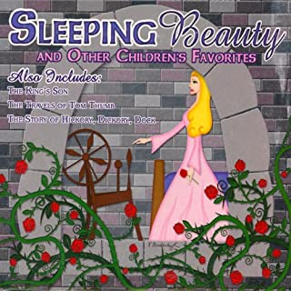 Sleeping Beauty                   By:                                                                                                                                 Jacob Grimm,                                                                                        Wilhelm Grimm                               Narrated by:                                                                                                                                 Catherine Lutz                      Length: 12 mins     4 ratings     Overall 4.5