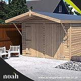 Noah Garden Rooms Oxford - Garaje, caseta, taller para el jardín de...