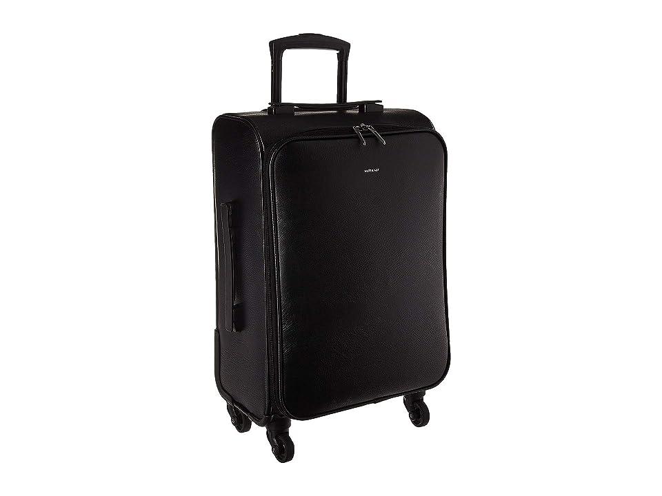 Matt & Nat Coast (Black) Luggage