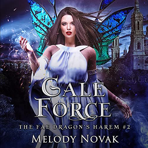 Gale Force: A Reverse Harem Paranormal Fantasy Romance cover art