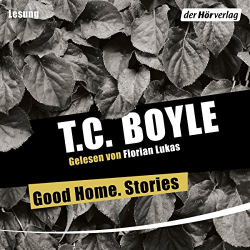 Good Home. Stories audiobook cover art