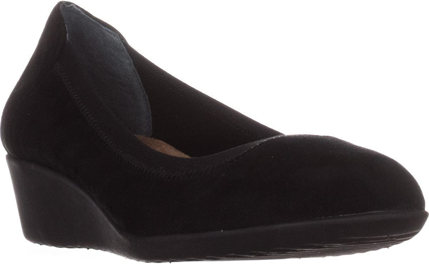 Giani Bernini Womens Seanuh Closed Toe Wedge Pumps