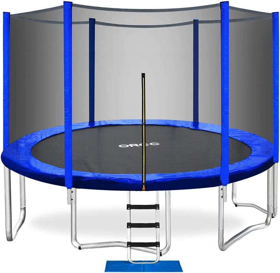 ORCC Trampoline 15 Colorado Springs Mall Brand new 14 12 10 Capaci Outdoor 8ft Weight