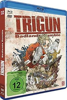 Trigun - The Movie  Badlands Rumble [2 Blu-rays] [Alemania] [Blu-ray]