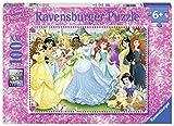 Ravensburger Puzzle Magiques Disney Princesses 100 pièces XXL, 10938