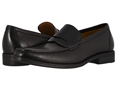 Florsheim Amelio Penny Loafer (Black Smooth) Men