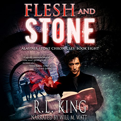 Couverture de Flesh and Stone