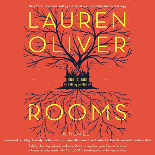 『Rooms: A Novel』のカバーアート