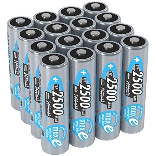 Ansmann NiMH AA PRE-Charged baterías Recargables