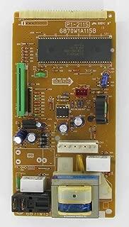 LG 6871W1S115X Microwave Power Control Board (Renewed)