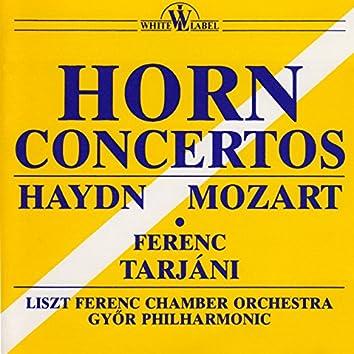 Haydn, Mozart: Horn Concertos
